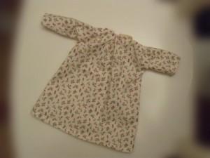 robe poupée audrey