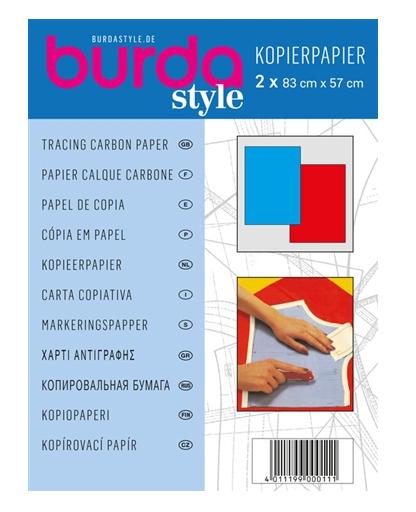 papier carbone burda