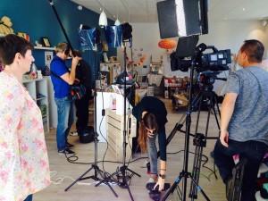 tournage tv 5