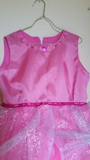 robe rose corsage
