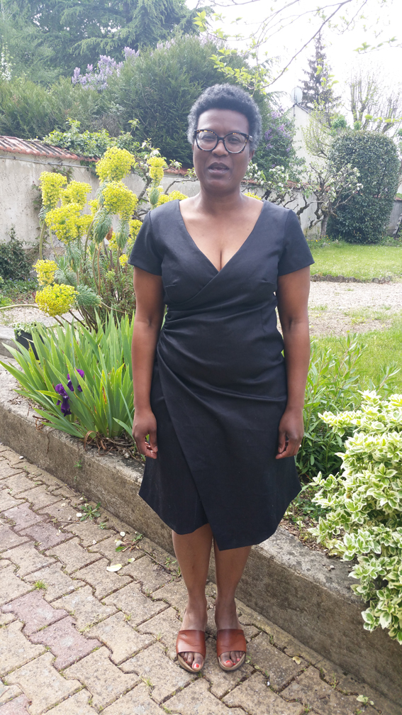 robe burda sandrine 1