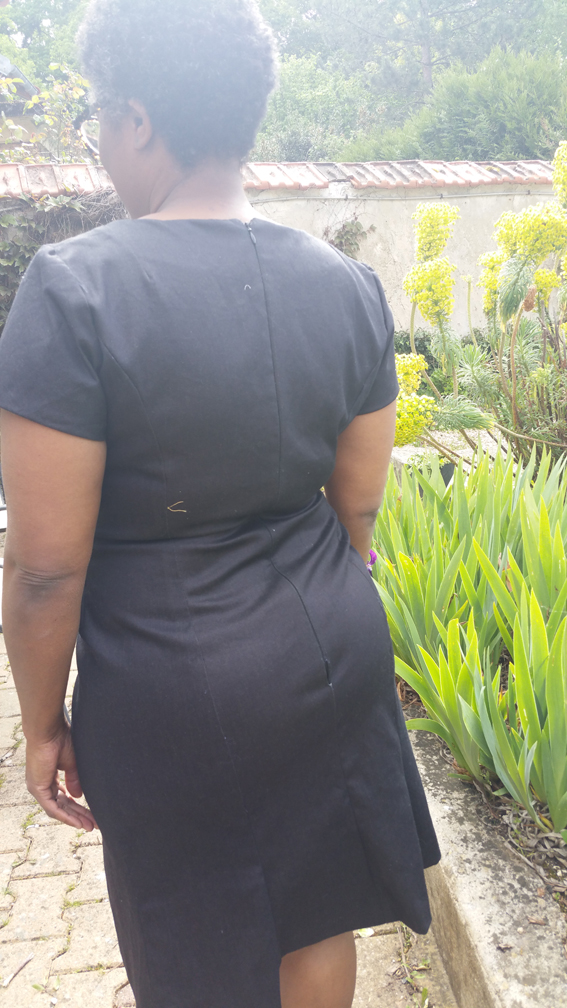 robe burda sandrine 2