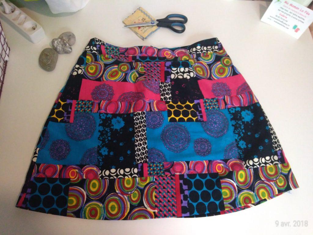 quel tissu pour une jupe?