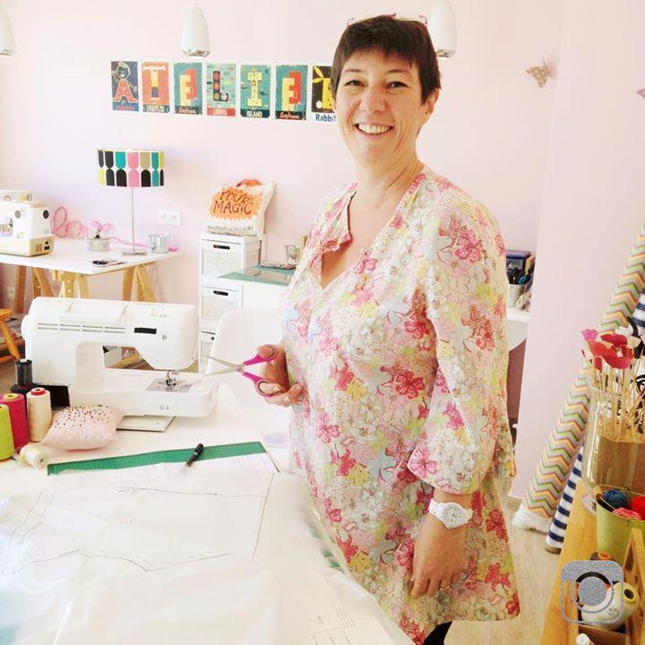prof de couture